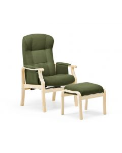Sorø Seniorstol med skammel