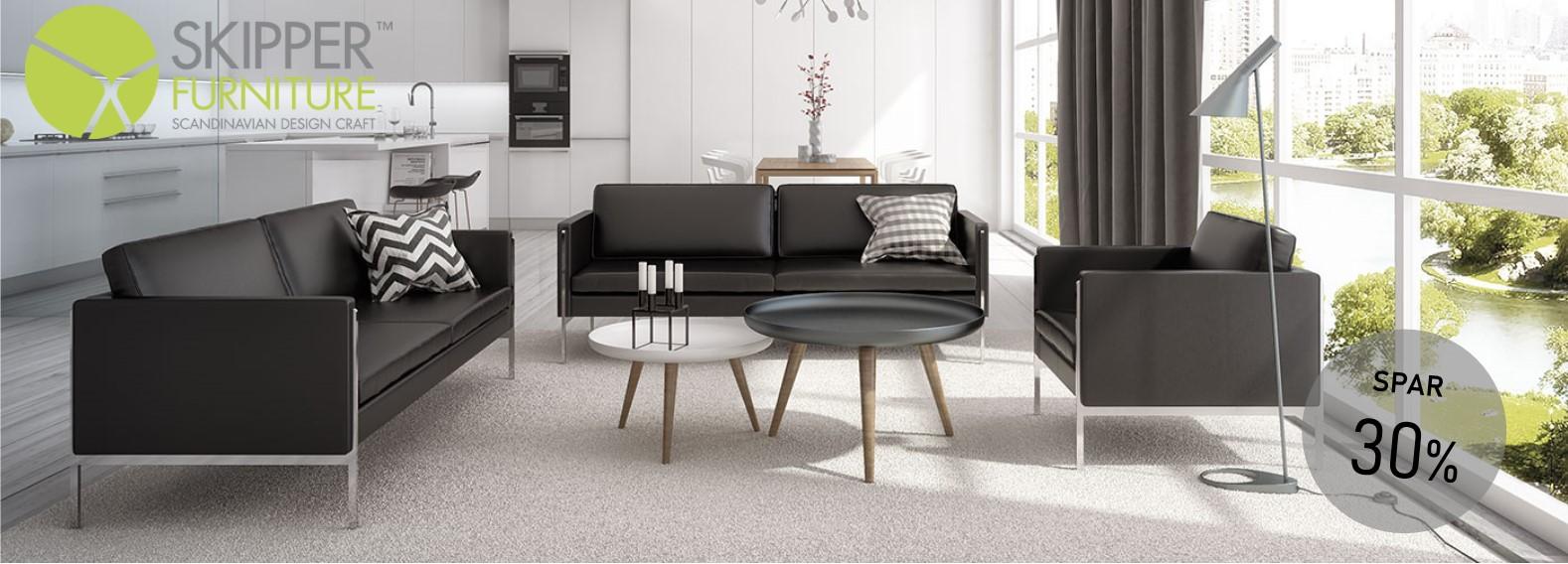 Superbly HJEMME HOS Zebra Møbler - Kvalitet og høj service GF85
